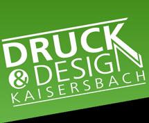 Druck & Design Kaisersbach
